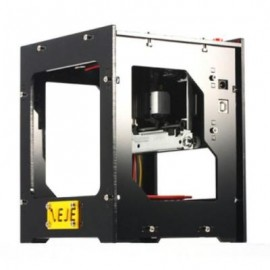 image of NEJE DK-8-KZ HIGH POWER LASER ENGRAVER PRINTER MACHINE 1000MW (BLACK) 1000MW