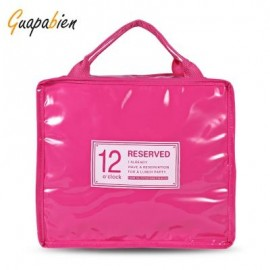 image of GUAPABIEN INSULATION HANDBAG MINAUDIERE COOLER LUNCH BAG (TUTTI FRUTTI) BIG