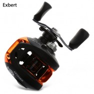 image of EXBERT AF103 10 + 1 BB HIGH SPEED LEFT / RIGHT HAND WATER DROP WHEEL (BLACK) RIGHT HAND