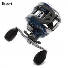 image of EXBERT AF103 10 + 1 BB HIGH SPEED LEFT / RIGHT HAND WATER DROP WHEEL (BLUE) RIGHT HAND