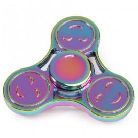 image of FINGER PLAYTHING ZINC ALLOY FIDGET SPINNER (COLORFUL) 7*7*1.5CM