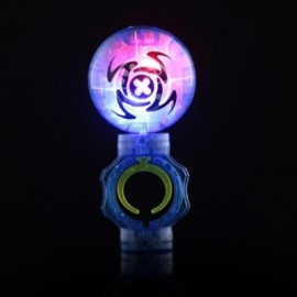 image of LIGHT-EMITTING MAGICAL FINGER YOYO TOY (BLUE) 0