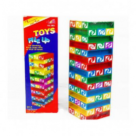 image of UNO JENGA STACKO STRATEGY TOYS AND GAME None