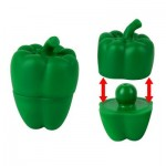 CHILDREN LOVELY VEGETABLES SHAPE SOFT BLOCKS 6PCS (COLORMIX) 0