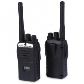 image of 2PCS MINI INTERPHONE PORTABLE TWO-WAY RADIO SET 19.50 x 6.50 x 4.00 cm