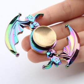image of COLORFUL HIGH SPEED EDC FIDGET SPINNER GYRO (COLORFUL) 6.5*6.5*1.5CM