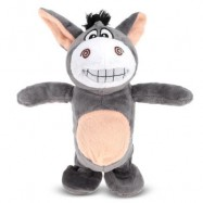 image of ELECTRIC TALKING WALK ANIMALS RECORDING PLUSH TOY (GRAY) 0