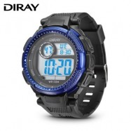 image of DIRAY 309G CHILDREN DIGITAL WATCH (BLUE) 0