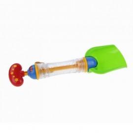 image of WATER SPRAY GUN SHOOTING PISTOL PARENT-CHILD INTERACTION SEASIDE BEACH TOY (COLORMIX, SHOVEL SHAPE) Shovel Shape