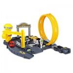 P872 - A KIDS RAILWAY CAR PLAY SET MODEL BUILDING TOYS (COLORMIX) 0