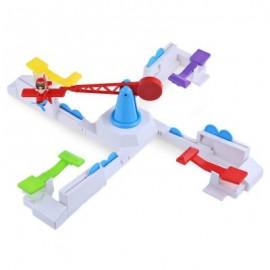 image of CHILDREN EAGLE CATCHES CHICKEN PARENT-CHILD GAME EDUCATIONAL TOY SET (COLOURMIX) 32.00 x 25.00 x 10.00 cm