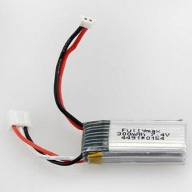image of WLTOYS F959 7.4V 300MAH 20C BATTERY AIRPLANE SPARE PART (SILVER) -