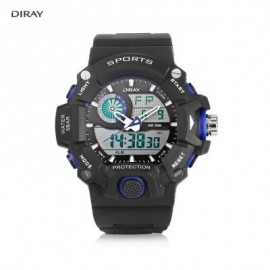 image of DIRAY 340AD CHILDREN DIGITAL WATCH (BLACK) 0