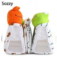image of SOZZY CUTE COTTON INFANT FINALIZE THE DESIGN SLEEPING PILLOW (COLORFUL) -