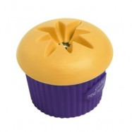 image of 200ML ULTRASONIC USB MINI CUPCAKE SHAPE HUMIDIFIER (YELLOW) -