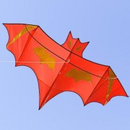 image of FLYING KITES HUGE BAT STYLE OUTDOOR SPORT GAME TOY (COLORMIX) -