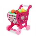 HOUSE SEVENTY-THREE PIECE KITCHEN CUTLERY TOY+SHOPPING CART (COLORMIX) 0