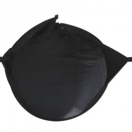 image of SOZZY BABY RAYSHADE STROLLER SUN SHADE COVER (BLACK) -