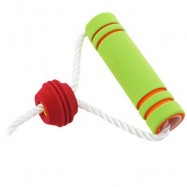 image of WTWY KIDS COLORFUL BALANCE ROPE BALL TEAM SPORTS GAME TOY (COLORMIX) One Size