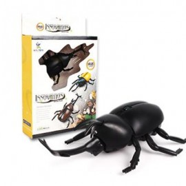 image of CHANNEL REALISTIC IR REMOTE CONTROL CHILDREN TOYS (BLACK) 0