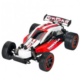 image of YL - 09 1:18 2.4GHZ HIGH SPEED RADIO CONTROL RACING CAR (RED) 0