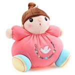 METOO STUFFED PLUSH DOLL TOY BIRTHDAY CHRISTMAS GIFT FOR BABY (WATERMELON RED) 26.00 x 26.00 x 13.00 cm