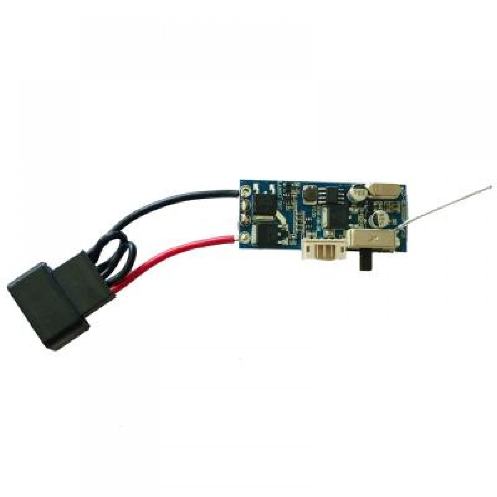 15 - DJ04 2.4G RECEIVER BOARD FOR GPTOYS S911 RC TRUCK CAR RACING TRUGGY ACCESSORIES SUPPLIES 8.00 x 5.00 x 3.00 cm