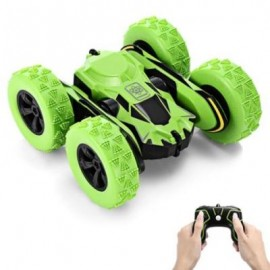 image of HUANGBO HB - NB2802 CAR TOY REMOTE CONTROL FLEXIBLE ARM (GREEN) 0