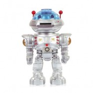 image of INTELLIGENT REMOTE-CONTROL SPACE SPINNING AND DANCING SUPER POWER (WHITE) 0