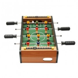 image of JUNIOR TABLE FOOTBALL MINI 4 POLE (COLOUR) 0