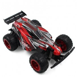 image of PXTOYS 9600 1:22 2WD RC OFF-ROAD CAR RTR 20KM/H 2.4GHZ 4CH WITH BRAKE LOW VOLTAGE PROTECTION (RED) -