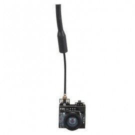 image of LST S2 FPV VIDEO TRANSMITTER WITH CAMERA (BLACK) 0