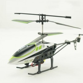 image of ATTOP YD - 927 RADIO CONTROLLED HELICOPTER (GREEN) 0