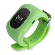 image of Q50 (Q1213) RUSSIAN VERSION CHILDREN SMART WATCH TELEPHONE (GREEN) RUSSIAN VERSION