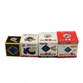 image of 6X6 SPEED RUBIK CUBE SMOOTH PUZZLE 6X6