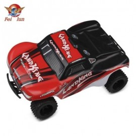 image of FEILUN LK815 2.4GHZ 1:10 OFF-ROAD REMOTE CONTROL CAR TOYS (RED) 0