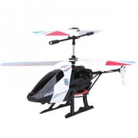 image of ATTOP 217 FUTURE WAR POLICE / REMOTE CONTROLLED HELICOPTER (BLACK) 0