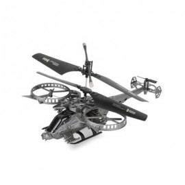 image of ATTOP 713A AVATAR RC HELICOPTER (GRAY) 0