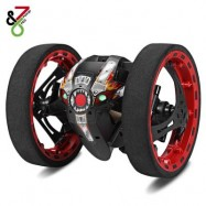 image of PAIERGE PEG - 81 2.4GHZ WIRELESS BOUNCE CAR FOR KIDS (BLACK) 0