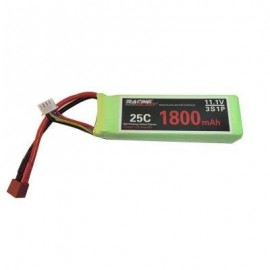 image of FEI LUN FT012 RC RACING BOAT SPARE PARTS 11.1V 2200MAH 25C BATTERY (BLUE) -