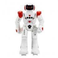 image of GESTURE SENSOR INTELLIGENT CONTROL PROGRAMMING DANCING WALKING SING RC ROBOT TOY (RED) 0