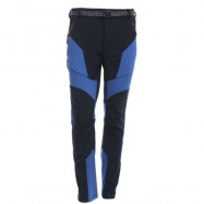 image of MEN WARM FLEECE PANTS FOR OUTDOOR SPORT SKIING HIKING SNOWBOARDING CAMPING CLIMBING (BLUE) XL