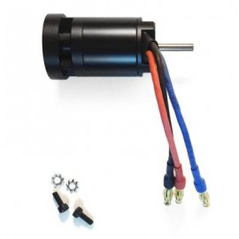 image of ORIGINAL FEILUN FT011 REMOTE CONTROL BOAT FITTINGS EXTERNAL ROTOR BRUSHLESS MOTOR 3.00 x 5.00 x 10.00 cm