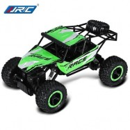 image of JJRC Q15 1:14 RC CLIMBING CAR RTR ALLOY PLATE / SHOCK ABSORBER / SPEED SWITCH (GREEN) -