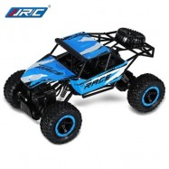 image of JJRC Q15 1:14 RC CLIMBING CAR RTR ALLOY PLATE / SHOCK ABSORBER / SPEED SWITCH (BLUE) -