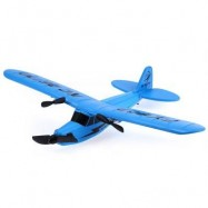 image of FLYBEAR FX - 803 2.4G 2CH EPP PROFESSIONAL GLIDER FRONT-PULL DOUBLE PROPELLER READY-TO-FLY (BLUE) -