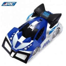 image of Q1W USB RECHARGEABLE WALL CLIMBING CAR VIA BLUETOOTH MANIPULATION (BLUE) 7.00 x 13.00 x 4.50 cm