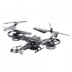 ATTOP AVATAR 718 RADIO CONTROLLED HELICOPTE (GRAY) 0