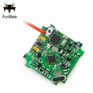 image of FURIBEE F3 32-BIT BRUSHED FLIGHT CONTROLLER INTEGRATED WITH FRSKY 8CH RECEIVER (GREEN) INTEGRATED WITH FRSKY RECEIVER