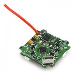FURIBEE F3 32-BIT BRUSHED FLIGHT CONTROLLER INTEGRATED WITH FRSKY 8CH RECEIVER (GREEN) INTEGRATED WITH FRSKY RECEIVER